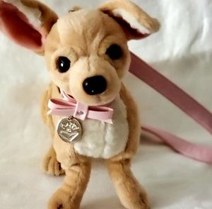 Fuzzy Nation Chihuahua Handbag